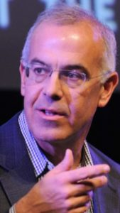 Roads and Mountains: A Conversation with David Brooks @ Baylor Club - Level 200 Ballroom
