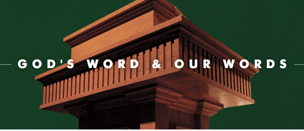 God's Word and Our Words: The Significance of Preaching from the Prophets to the Present @ Truett Seminary | Waco | Texas | United States