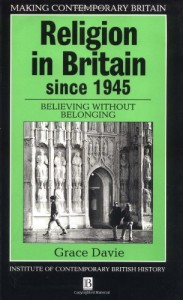 Religion in Britain since 1945