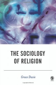 The Sociology of Religion 2007