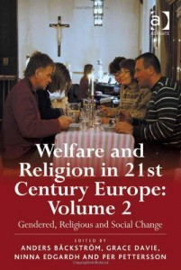 Welfare and Religion in 21st Century Europe 2011