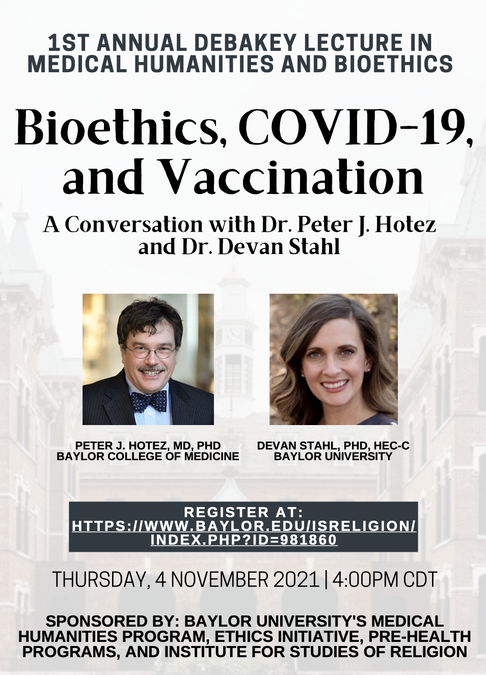 Bioethics, COVID-19, and Vaccination